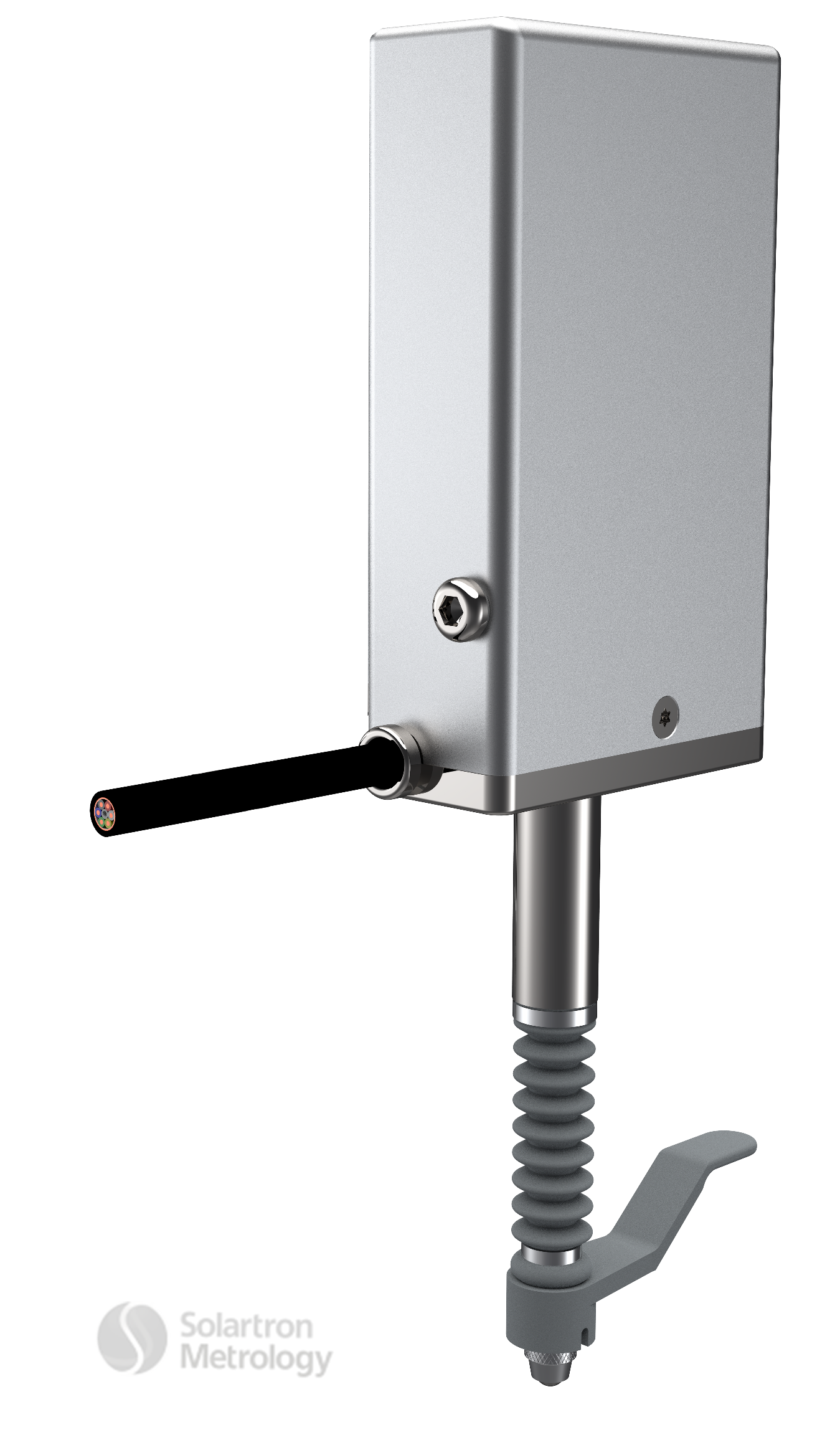 LES Linear Encoder Spring Actuation